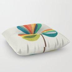 Whimsical Bloom Floor Pillow