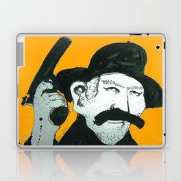 Duck you Sucker with James Coburn Laptop & iPad Skin