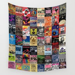 The Wall Concert Posters Wall Tapestry