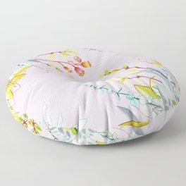 Kaleidoscope Floor Pillow
