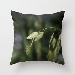 Grains Throw Pillow
