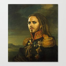 Tim Minchin - replaceface Canvas Print