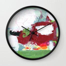 BOUNCY SEAT Wall Clock