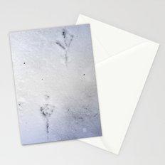 freezing #2 Stationery Cards