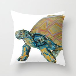 Turtle! Throw Pillow