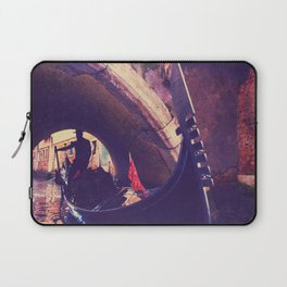 """""""Venice is like eating an entire box of chocolate liqueurs in one go.""""  ― Truman Capote Laptop Sleeve"""