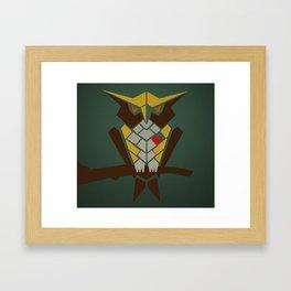 mr.bird Framed Art Print