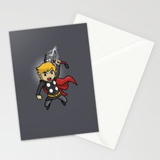 Song of Storms Stationery Cards