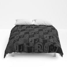 SUPER MARIO BLOCK-OUT! Comforters