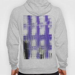 Purple building Hoody
