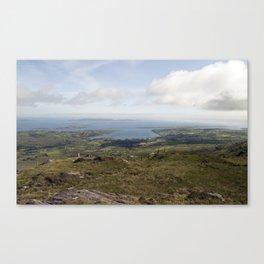 Schull, West Cork Canvas Print