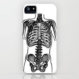 Bones. iPhone Case