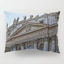 Vatican City Pillow Sham