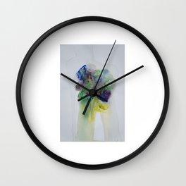 Male Bloom Wall Clock