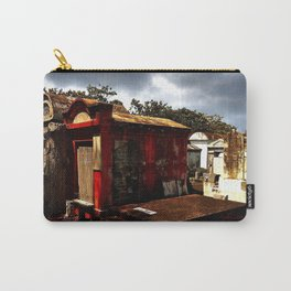 Lafayette Cemetery - Red Tomb Carry-All Pouch