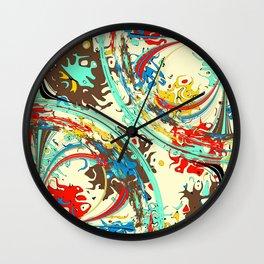 Pandemonium: III Wall Clock
