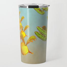Figs can fly Travel Mug