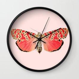 Butterflies Decor art Wall Clock