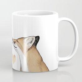 Foxy Love Coffee Mug