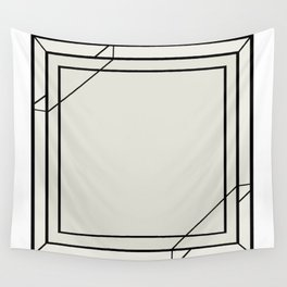 Art Deco Frame Wall Tapestry