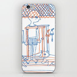 Luka and the Fire of Life iPhone Skin