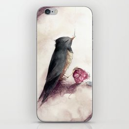 The Happy Prince iPhone Skin