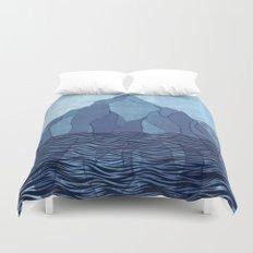 Iceberg Duvet Cover