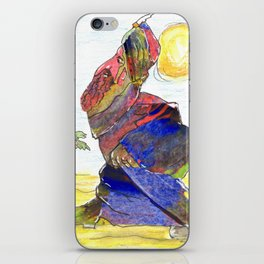 """Where have I left my camel ?"" iPhone Skin"