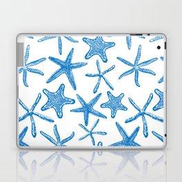 Sea stars in blue Laptop & iPad Skin
