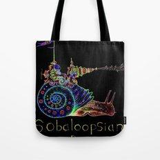 Sobaloopsian Tune-Dragoon  Tote Bag