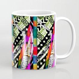 fire pattern Coffee Mug