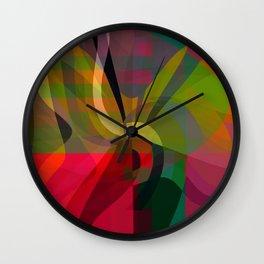 i want jasmine Wall Clock