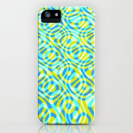 Mixed Polyps Yellow - Coral Reef Series 039 iPhone Case