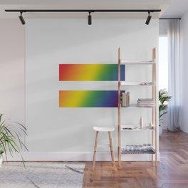 Pride\\Equality Wall Mural