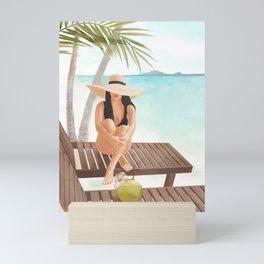 That Summer Feeling VII Mini Art Print