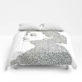 Audrey Hepburn Comforters