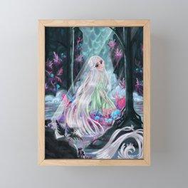 The Nymph Song Framed Mini Art Print