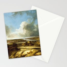 Philips Koninck A Panoramic Landscape Stationery Cards