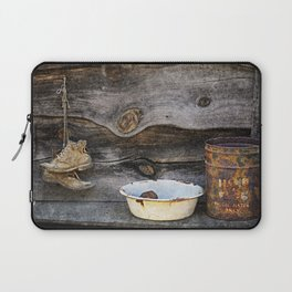 Old Boots and Washtub Laptop Sleeve