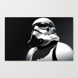 Imperial Stormtrooper Canvas Print