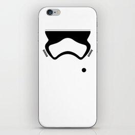 First Order Stormtrooper iPhone Skin