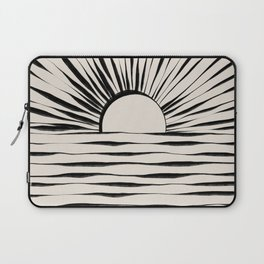 Minimal Sunrise / Sunset Laptop Sleeve