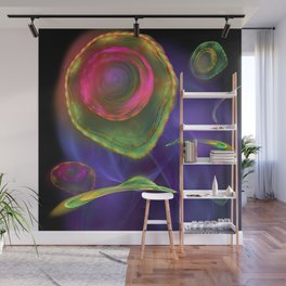 Floating Free Wall Mural