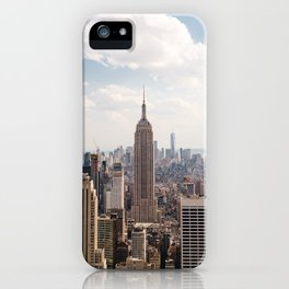 Manhattan View II iPhone Case