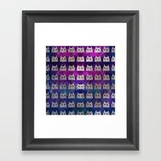 cat-497 Framed Art Print