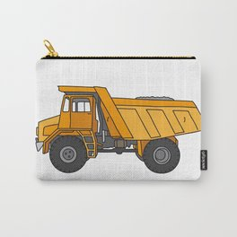 Dump truck or semitrailer Carry-All Pouch