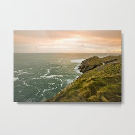 Mizen Head, County Cork, Ireland Metal Print