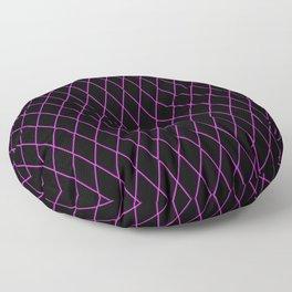 Sly Fox Pink Floor Pillow