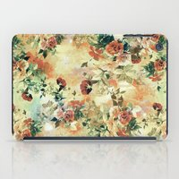 roses iPad Cases featuring Roses by RIZA PEKER