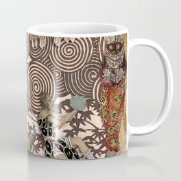 Dawn at The Ballets Russes Coffee Mug